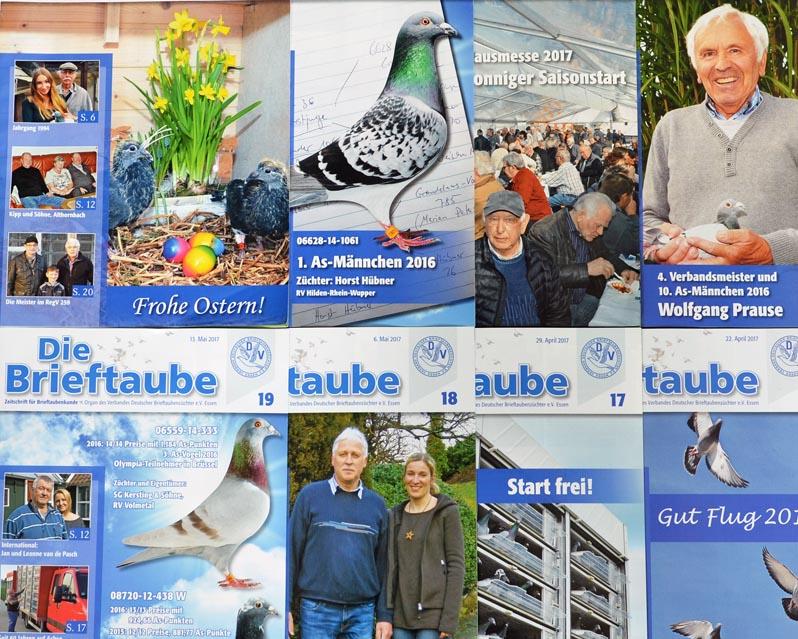 Start - Verband Deutscher Brieftaubenzüchter e.V.